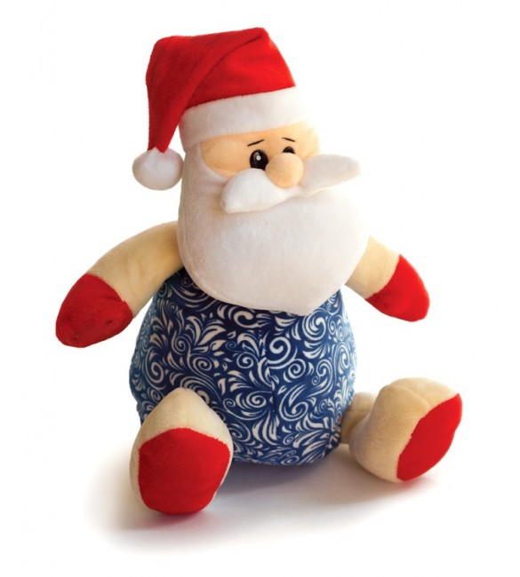 Дед Мороз №1 (конфетница)