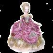 Куклы-конфетницы