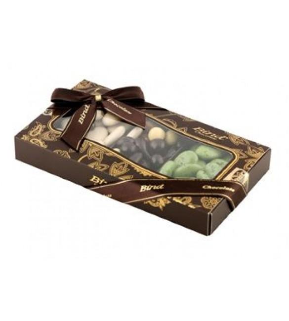 Шоколадное драже микс «Мокко/Микс/Ментол»