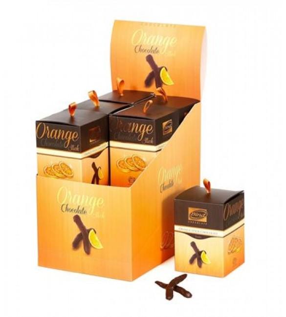 Глазированные апельсиновые Палочки