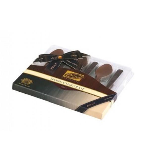 Набор шоколадных Ложечек