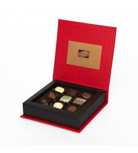 Набор шоколадных конфет T 005 (135 гр)