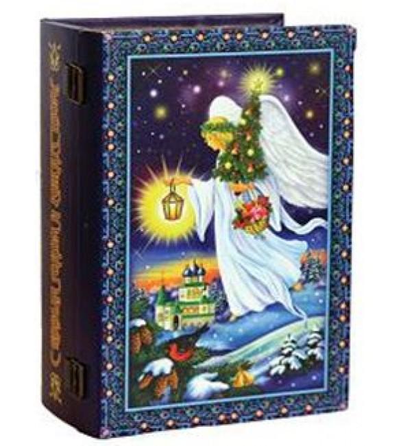 """Книга """"Ангел"""" + наклейки"""